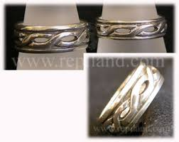 the bears wedding band glenna wedding band wide sterling r e piland goldsmiths