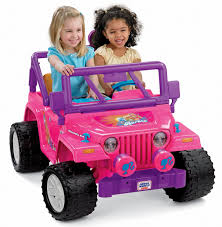 jeep toy car power wheels barbie jeep this is one of my fondest memories