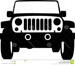 jeep front silhouette army clipart army jeep china cps