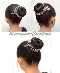 bun holder silver hair bun slide celtic hair bun holder grey wire woven hair