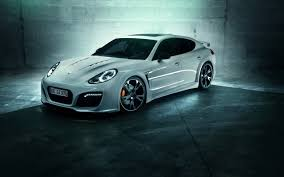 white porsche panamera techart porsche panamera turbo grgt 2014 wallpapers wallpapers hd