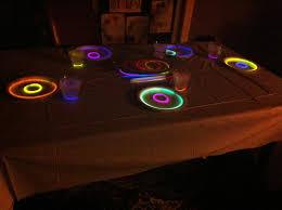 Glow In The Dark Table by Lilly U0026 Reid U0027s Life