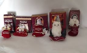fancy feast ornaments 1996 1997 1998 1999 and 2000