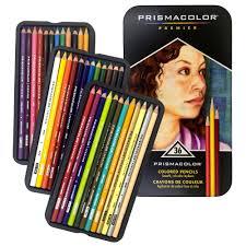 prismacolor pencils prismacolor 36 colored pencils premier soft color pencil