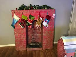 another cardboard fireplace post album on imgur