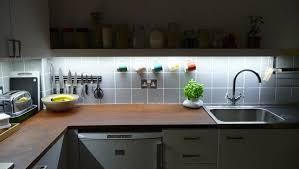 Led Lights For Kitchen Cabinets Unsilenced - Kitchen under cabinet led lighting