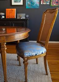 Reupholstering Dining Room Chairs How To Upholster A Chair Ideas - Dining room chair reupholstering