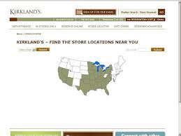 Kirkland Home Decor Locations Kirklands Home Decor Stores Home Decor