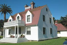 dutch colonial architecture colonial revival style golden gate national recreation area u s