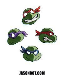 teenage mutant ninja turtles jasonbot