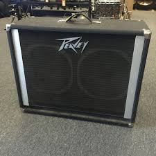 12 guitar speaker cabinet used peavey 212 sx enclosure guitar speaker cabinet 2 x 12 guitar
