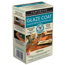 shop famowood glaze coat 32 oz gloss oil based lacquer at lowes com