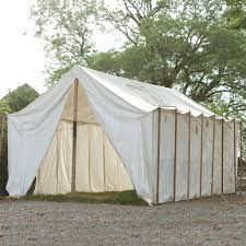 Wall Tent by Outdoor Canvas Wall Tent Terrain