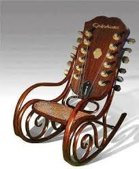 surprising design guitar chair the guitar chair living room