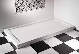 on shower pans design