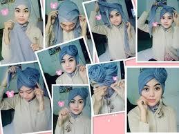 download video tutorial hijab turban tutorial hijab modern 2017 apk download free lifestyle app for