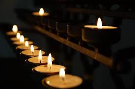Church Lights Free Photo Faith Lights Church Light Tea Lights Candles Max Pixel