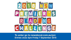 Challenge News Au Enter The 2018 Premier S Reading Challenge Words And