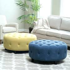 round tufted coffee table round tufted ottoman bmhmarkets club