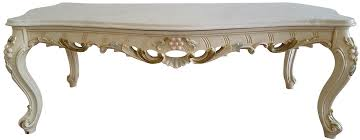 Baroque Coffee Table by Italian Marble Coffee Table Chairish