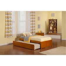 atlantic furniture ar802201 urban concord twin bed with flat panel