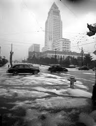 why doesn u0027t it snow in l a anymore kcet
