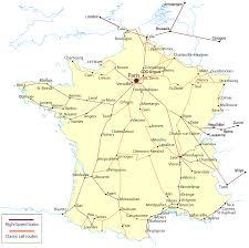 Le Havre France Map by Dday