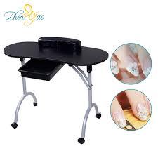 nail table manicure table used nail salon furniture nail