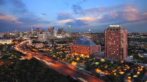 dallas texas large hilton anatole