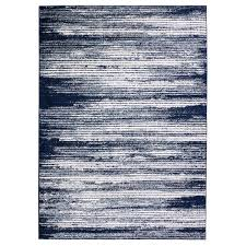 Polypropylene Area Rugs Collection Stripes Beige Polypropylene Area Rug 7 10 X 9