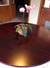 Dining Room Table Refinishing Refinishing A Dining Room Table Hometalk