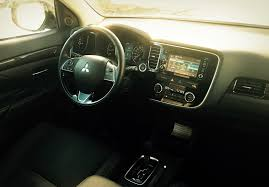 mitsubishi outlander sport 2015 interior 2016 mitsubishi outlander es awc review the best version of