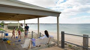 beach shack holidays in south australia