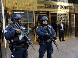 keeping donald trump safe is costing new york city 1 million per
