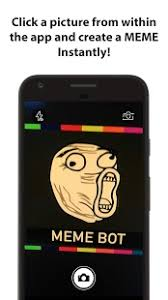 Apps To Create Memes - meme bot create memes on go android apps on google play