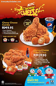 kfc thanksgiving menu kfc malaysia fast food worldwide pinterest kfc
