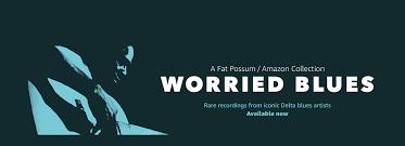 amazon com nine s myrtle worried blues series available now on vinyl possum records