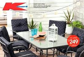 Kmart Outdoor Patio Furniture Ideas Kmart Patio Table And Teak Patio Furniture On Patio