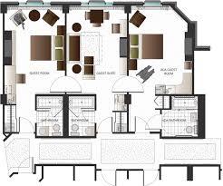 plan drawing landscaping interior floor design building plans