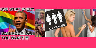 obama administration transgender in any bathroom teenage