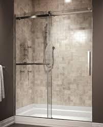 Glass Shower Door Options Neptune Koya Shower Corner Shower Base Door
