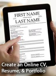 Creating An Online Resume by Career And Business Center Viewmyonline Com