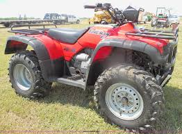 2003 honda foreman 450es atv item f3222 sold august 7 v