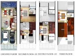 45 awesome photos of townhouse floor plans house and floor plan