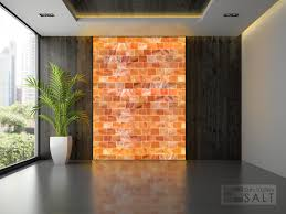 commercial himalayan salt wall panel sun valley salt
