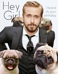 Happy Birthday Meme Ryan Gosling - when he wished you a happy birthday ryan gosling meme meme and