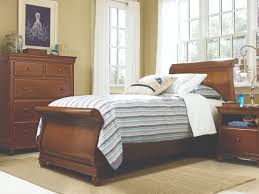 Oak Sleigh Bed Decor Oak Sleigh Beds Twin Sleigh Bed