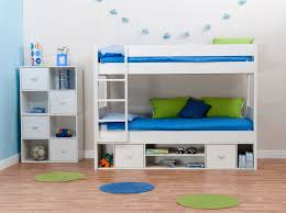 Bunk Beds With Wardrobe Bunk Beds With Storage Ikea One Thousand Designs