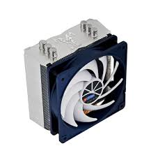 home theater cabinet fan universal cpu air cooler with 3 dc heat pipes and 120mm kukri