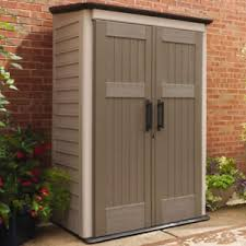 rubbermaid patio storage cabinets rubbermaid shed outdoor storage cabinet plastic shed vertical patio